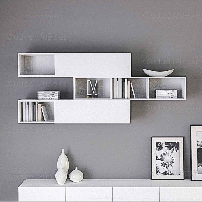12 Repisas minimalistas