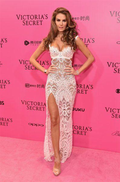 Rosa Teppichzeremonie der Victoria\'s Secret Modenschau | Elegante ...