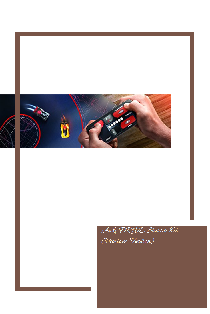 Anki DRIVE Starter Kit (Previous Version) toy Starter