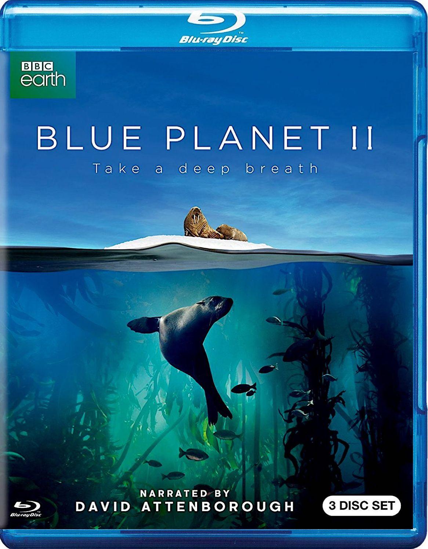 Blue Planet Ii Blu Ray Bbc Earth
