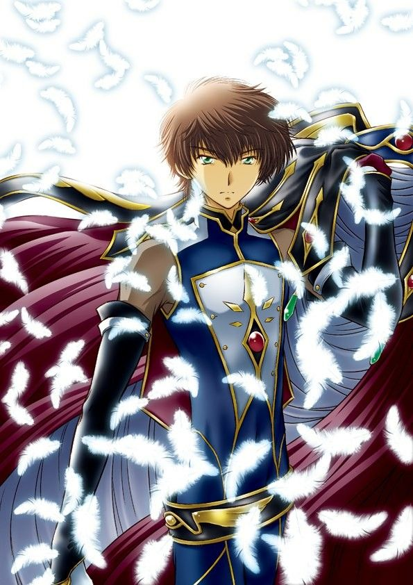 Pin by Elizabeth Peterson on Code Geass Anime