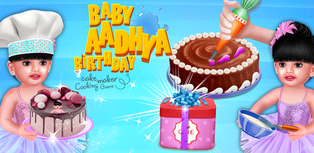 Babyaadhyagames everyone loves the cake but can you cook it by learn to make a delicious cake with this aadhyas cooking game for kids solutioingenieria Image collections