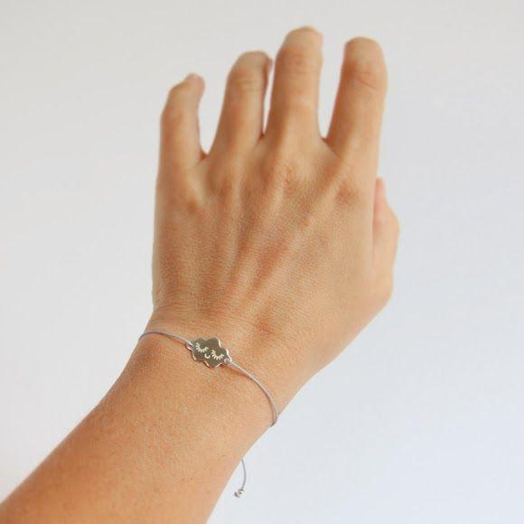Silver Cloud Bracelet