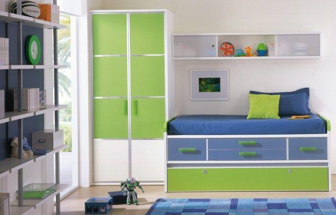 Tipos de camas infantiles Habitaciones Pinterest Camas