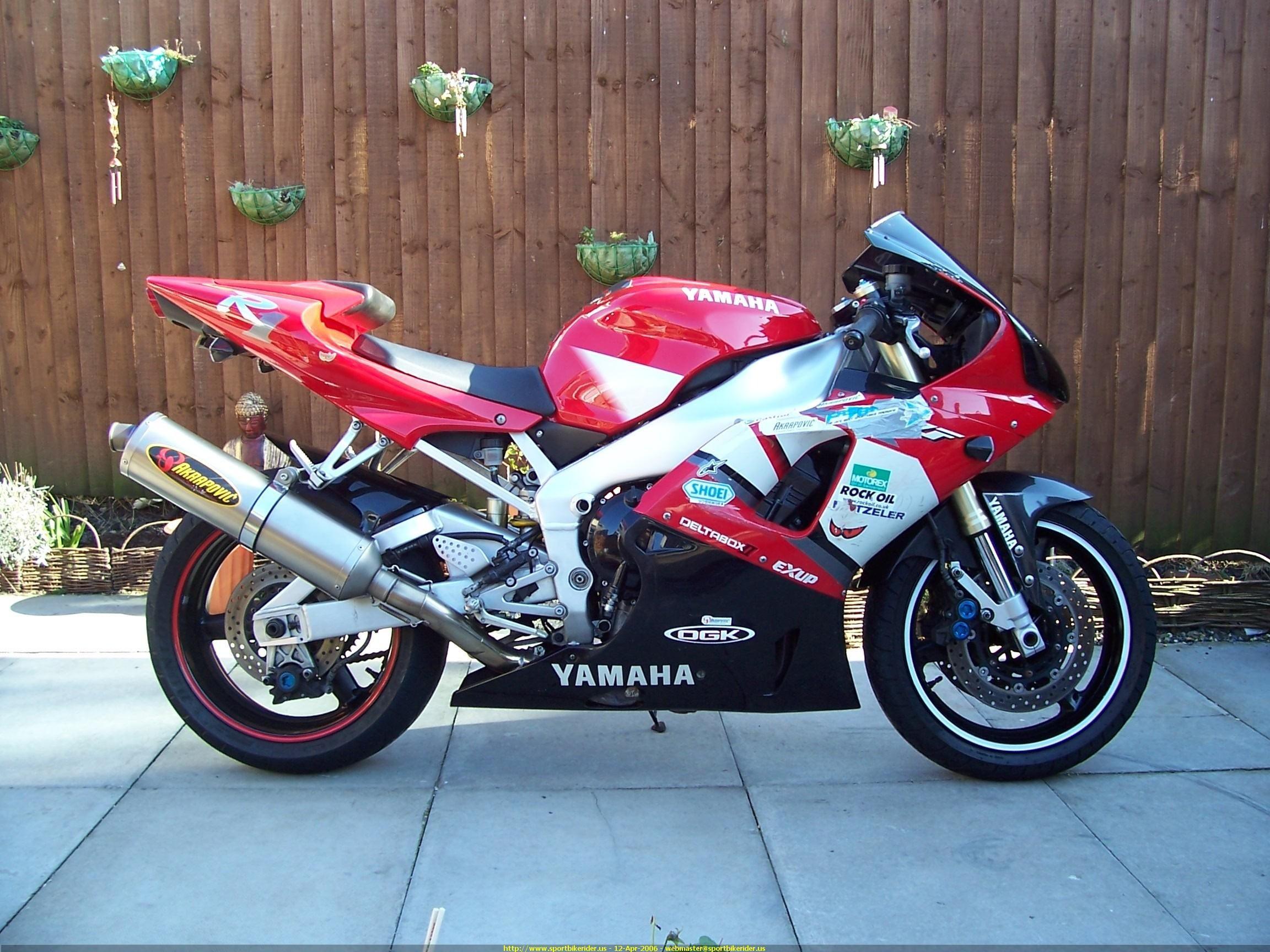 2001 Yamaha YZFR1 Yamaha sport, Yamaha yzf r1, Yamaha