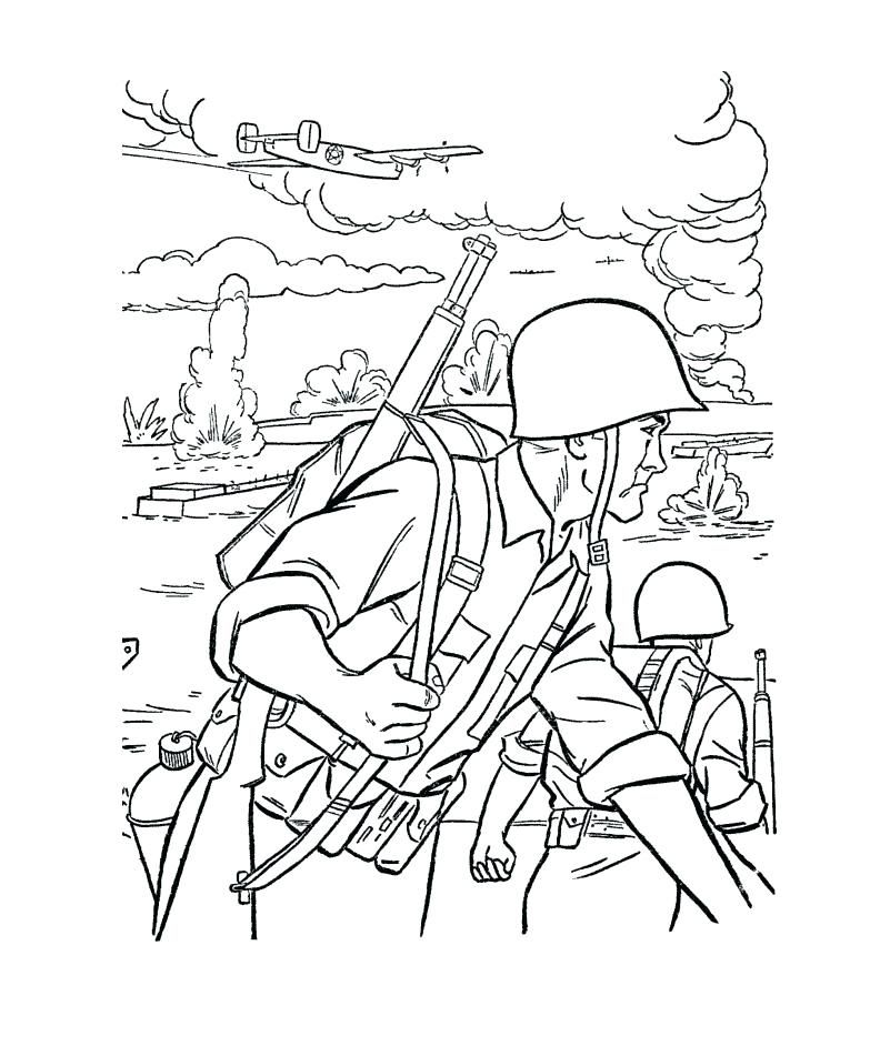 Army Coloring Pages Coloring Pages Army Army Men Coloring