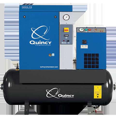 QGS Air compressor, Compressors, Compressor