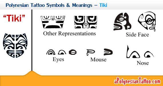 Polynesian Tattoo Symbols & Meanings – Tiki... According ...  Polynesian Tatt...