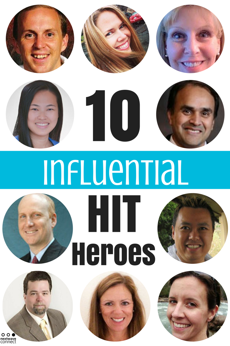 10 Influential HIT Heroes Hero, Interview, This or that
