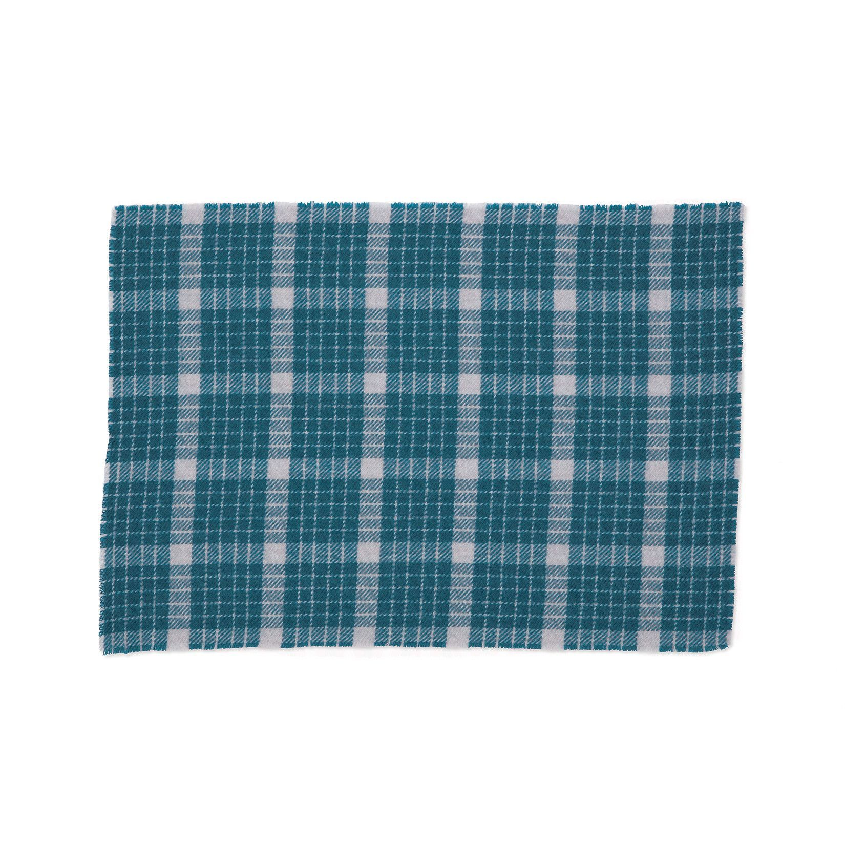 Hastings Plaid Wool Placemat