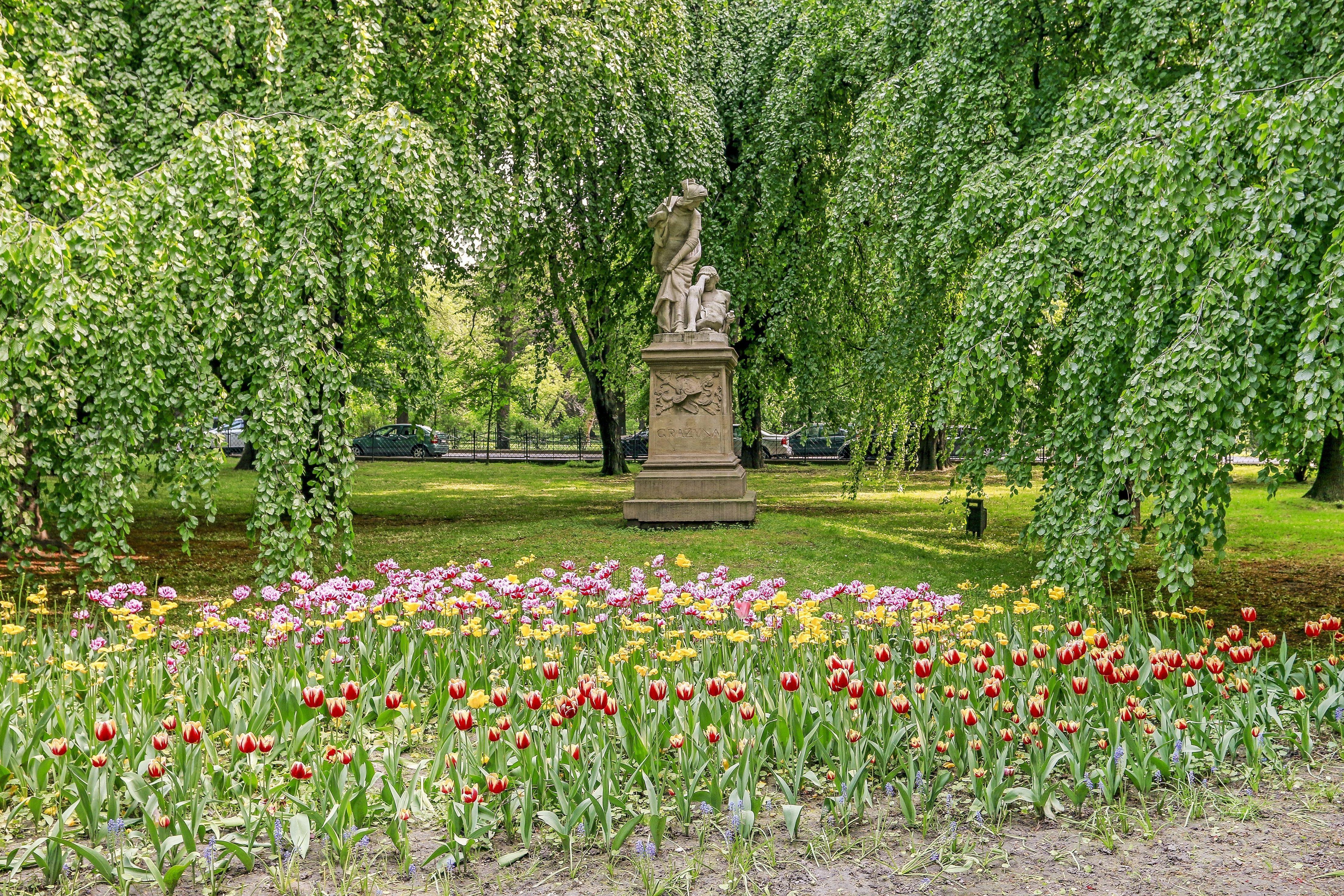 10 outdoor hangout spots in Kraków Lonely in 2020