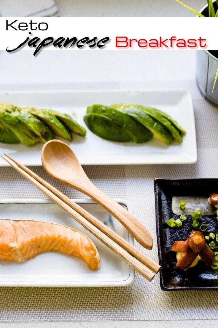Japanese breakfast lowcarbingasian asian breakfast