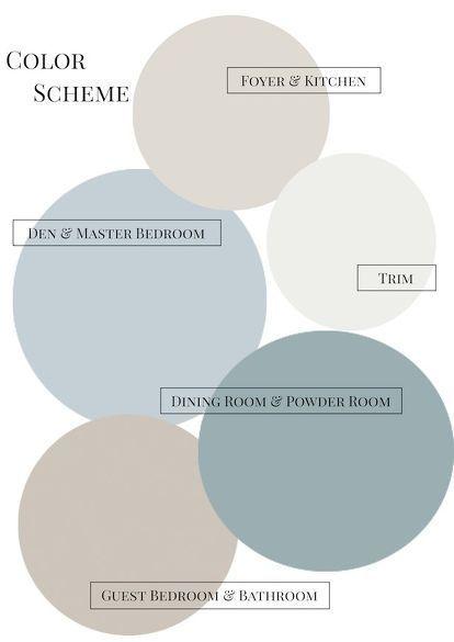 Color Scheming: Why I Chose a Home Color Scheme #livingroompaintcolorideas