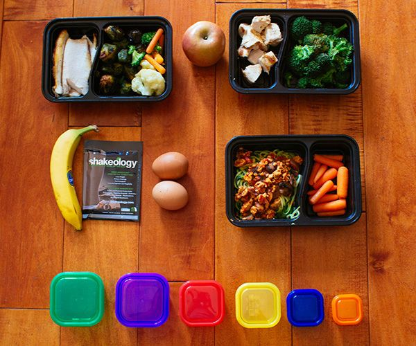 Meal Prep Mondays - Week 9 - The Beachbody Blog
