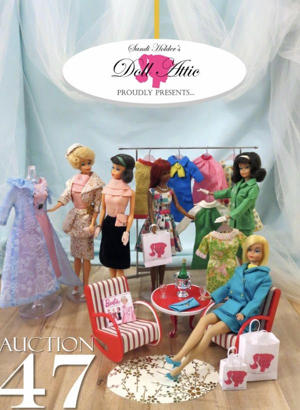 Welcome To Sandi Holder S Doll Attic Barbie Vintage