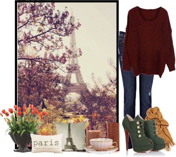 """Weekend In Paris Anyone?"" by lovelife2200 ❤ liked on Polyvore"