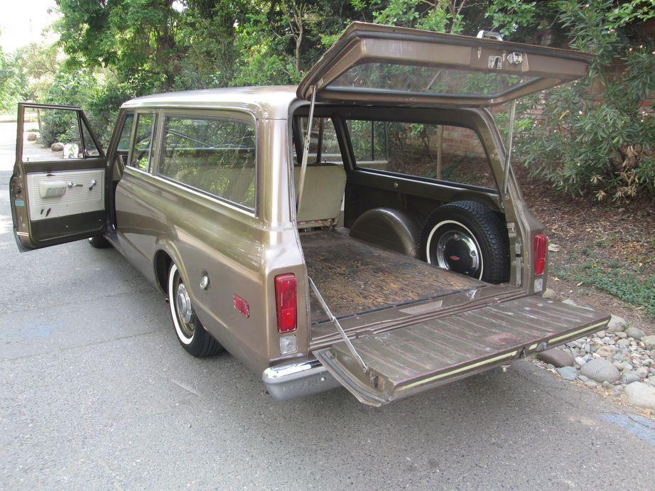 Low Original 1970 Chevrolet Suburban C10 Chevrolet Suburban Chevrolet Chevy Suburban