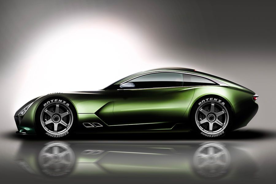 new TVR 2017