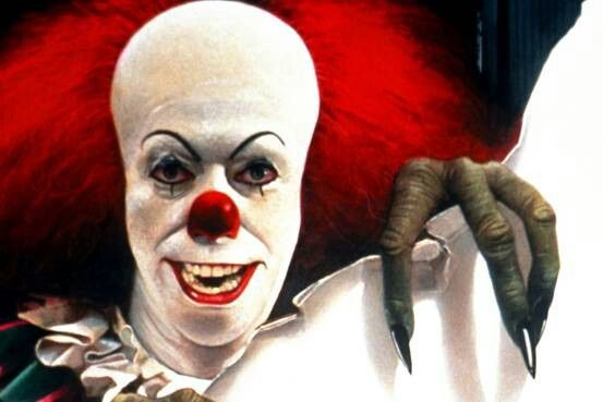He looks scary Clowns Pinterest Scary - scary halloween costume ideas 2016