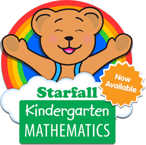 Learn About Starfall Kindergarten Math Curriculum