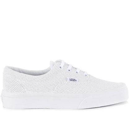 487708bbf4c Tênis Vans Era Perf Leather True White VN-018FGZO