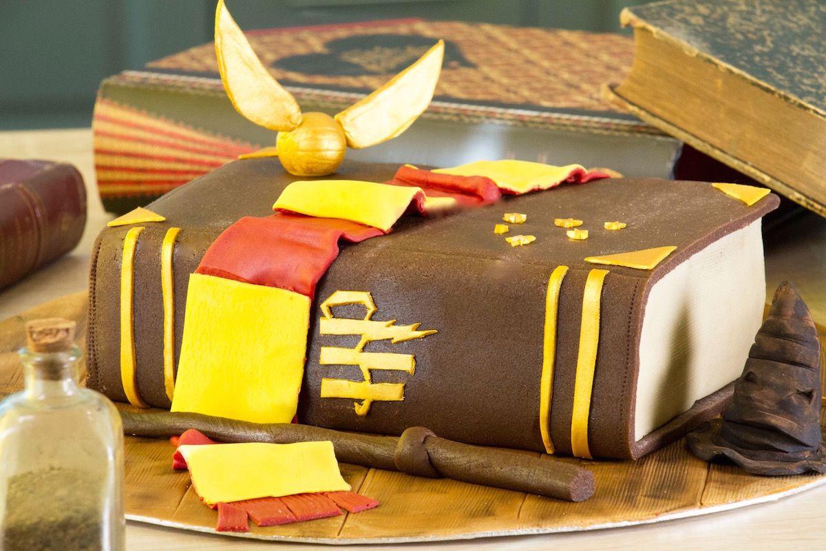 Anniversaire Harry Potter Gateau.Gateau Harry Potter
