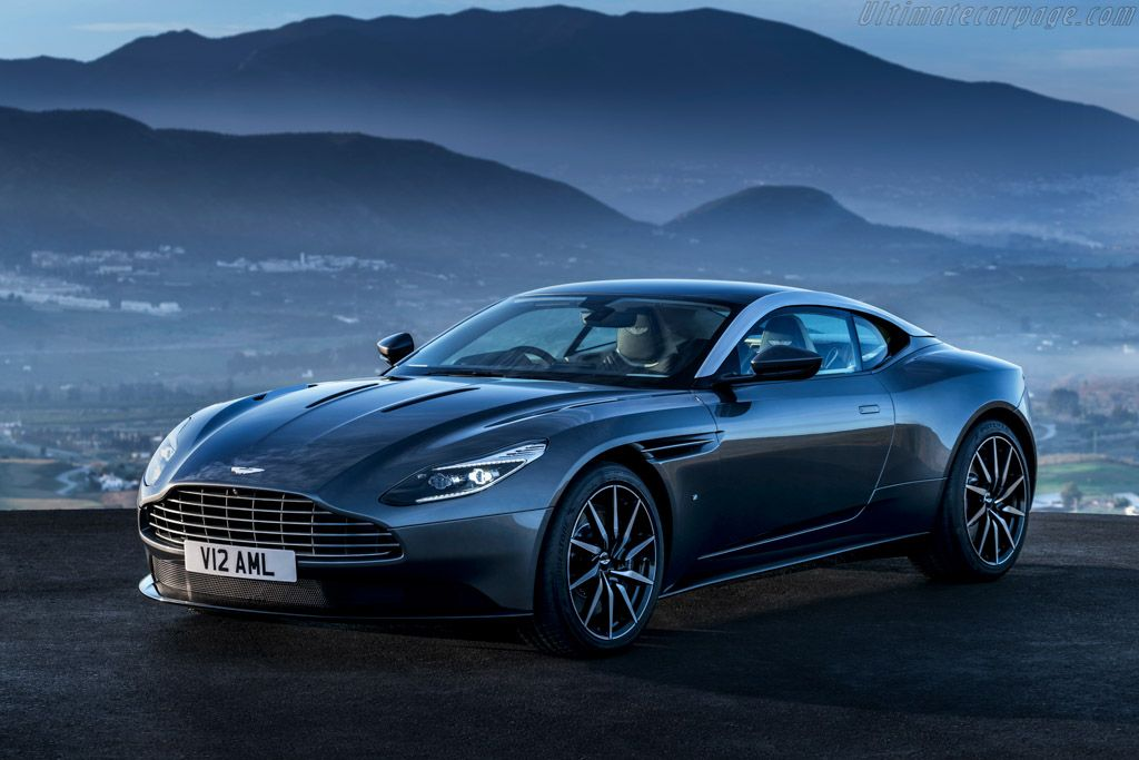Aston Martin DB11 Coupe 2016  Cars buses trucks transporters