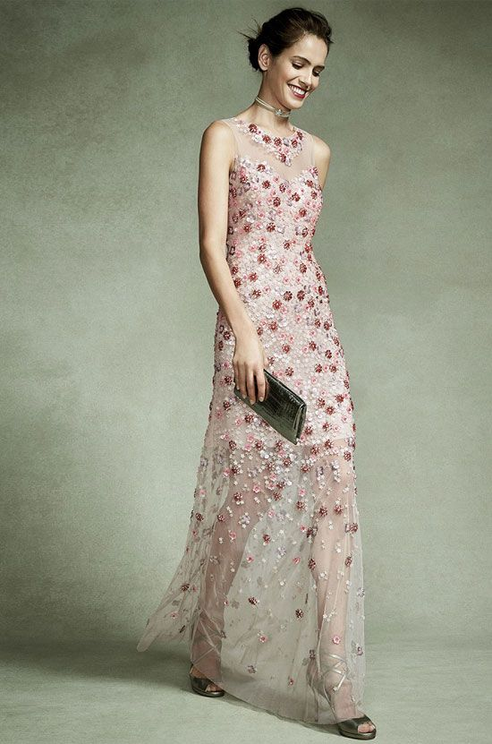 5 Goergeous Spring Gowns on Our List Right Now | Pinterest | Floral ...