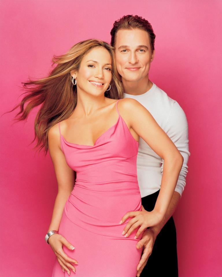 Jennifer Lopez Matthew Mcconaughey My Favorite Movie The Wedding Planner