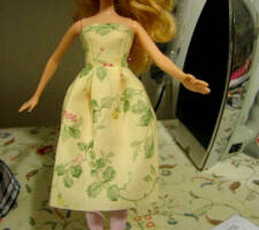 Find Some Great Free Doll Clothes Patterns For Your Barbie American Inspiration Barbie Clothes Patterns