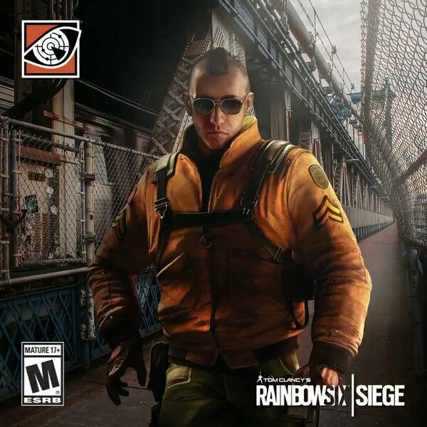Rainbow 6 siege elite pulse Lucky seventh | Rainbow 6 seige ...