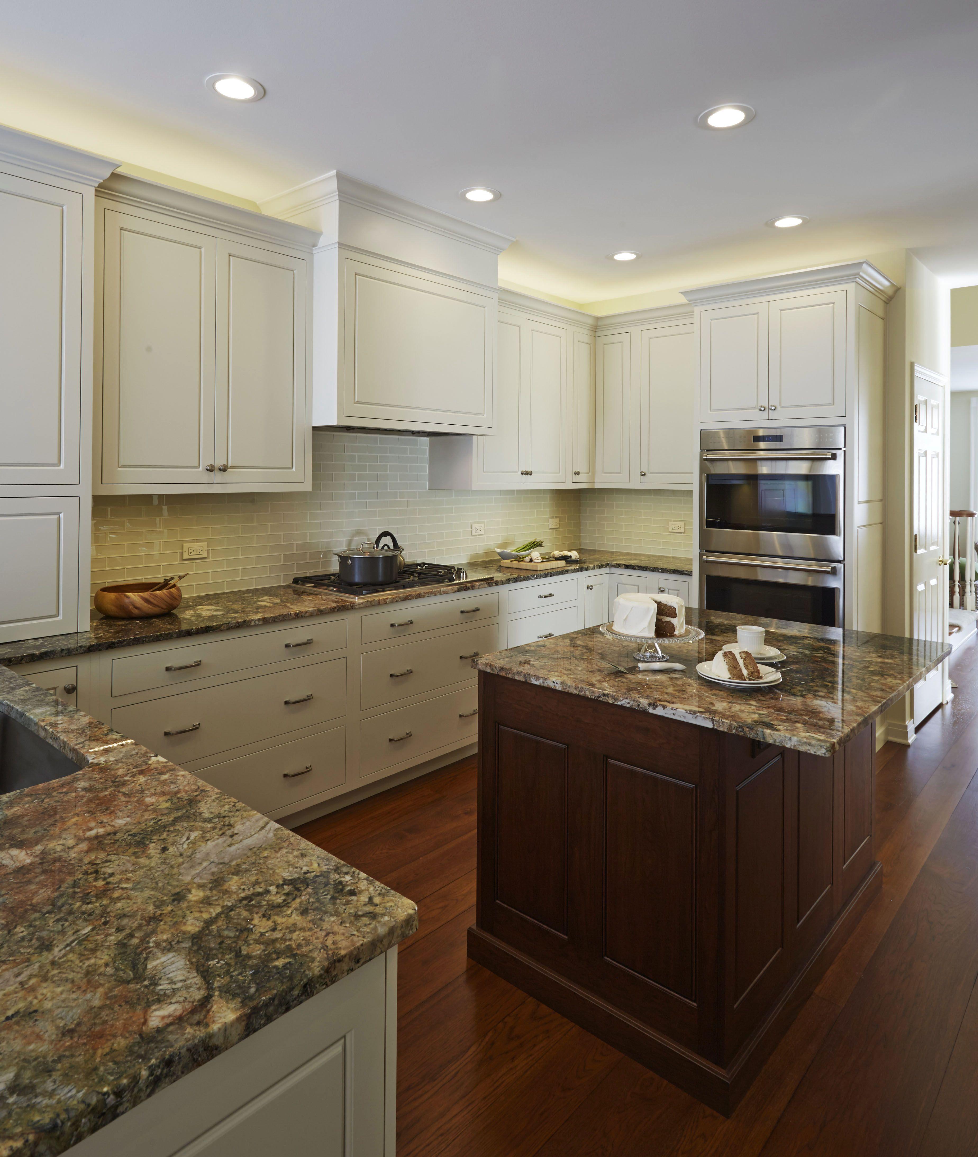 Catherine Schager Design Northbrook Kitchen