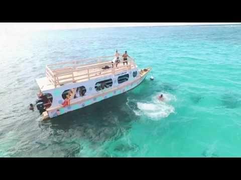 På Coco Reef bor du rett i sjøkanten, omgitt av vaiende palmer og grønn og frodig natur. Her lar ikke feriestemningen vente på seg! Ikke er det mer enn et pa...