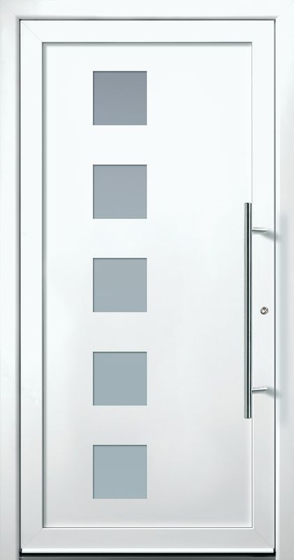 Contemporary And Modern Entry Doors By Groke A Superior Alternative To Fiberglass Steel Or Wood Doors Modern Entry Door Modern Entry Entry Doors