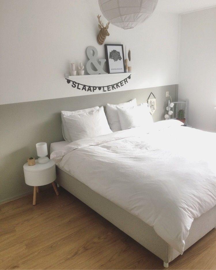 Slaapkamer - Binnenkijken bij linda83   Pinterest   Bedrooms, Room ...