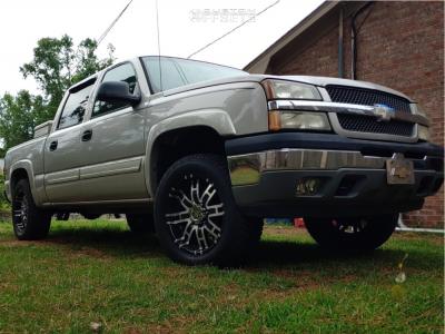 2005 Chevrolet Silverado 1500 Fuel Stroke Toyo Proxes S T Gmc Trucks Trucks Chevy Trucks