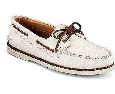 Sperry Top Sider Gold Cup Authentic Original 2 Eye Boat Shoe