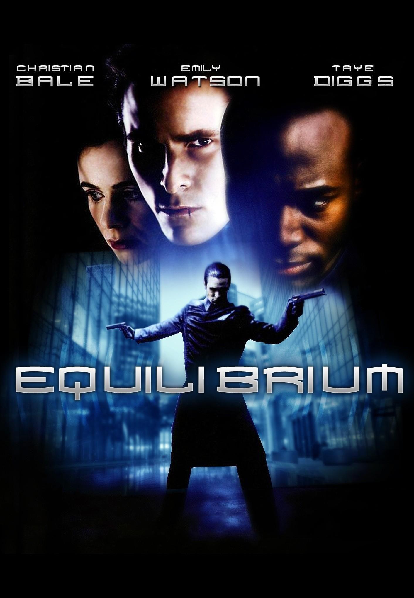 Equilibrium (2002) Movie Review Featurettes Pinterest