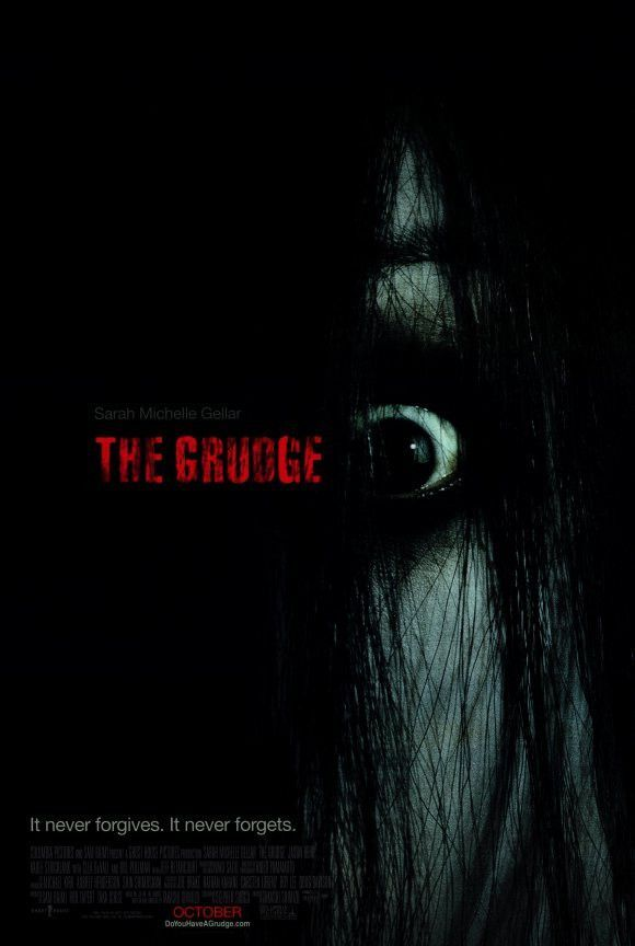The Grudge 11x17 Movie Poster 2004 The Grudge Movie The