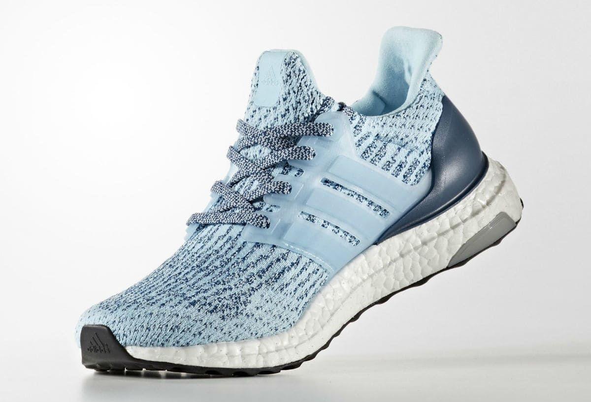 Adidas Ultra Boost 3 0 Icy Blue Zapatillas De Deporte De Chica Zapatos Deportivos De Moda Botas De Nina