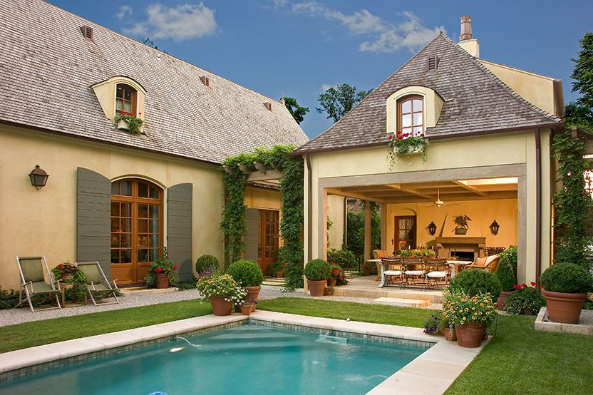 Jack arnold designs our french inspired home french for French country style homes for sale