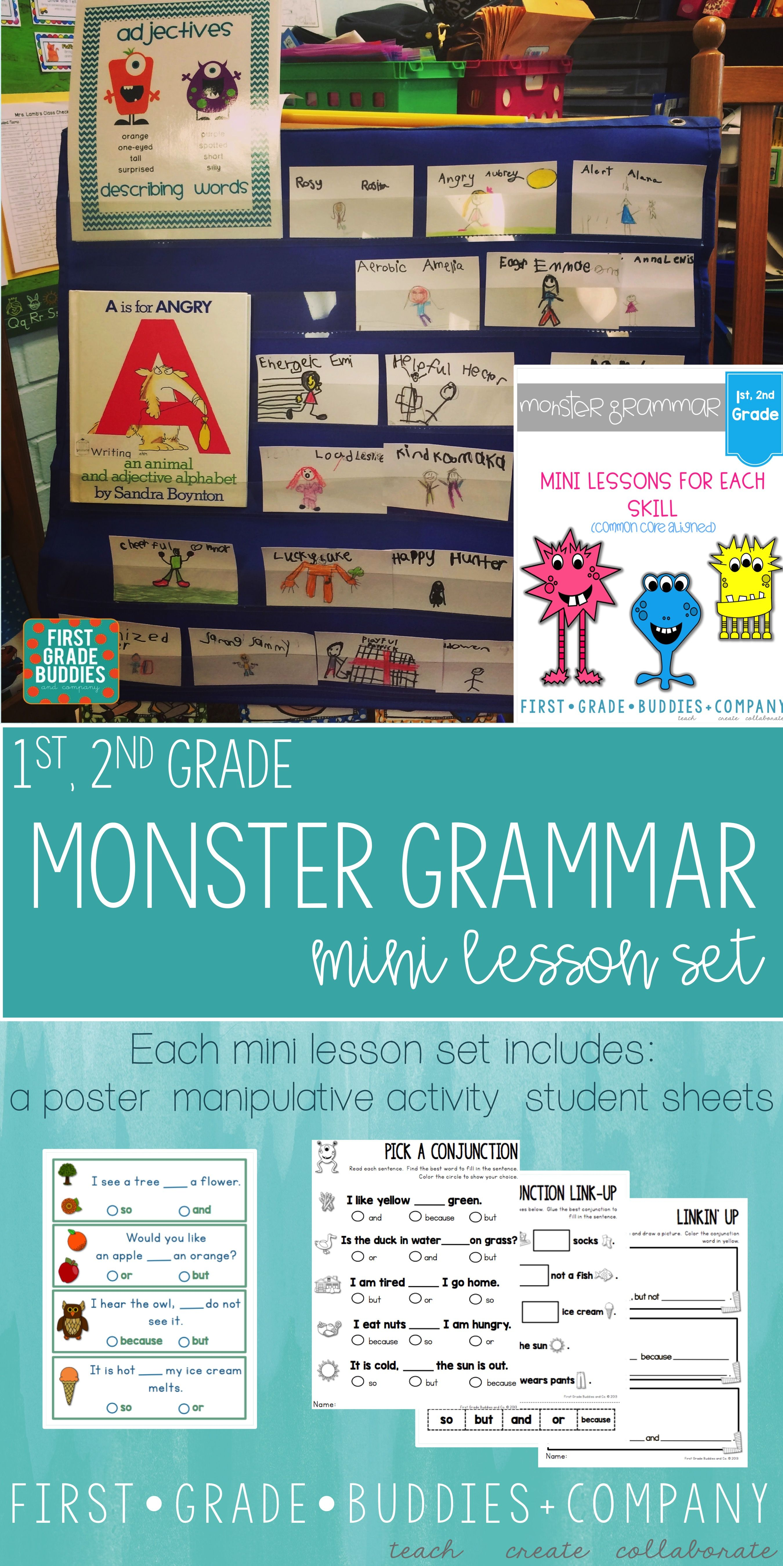 Your 1st And 2nd Grade Students Are Going To Love These