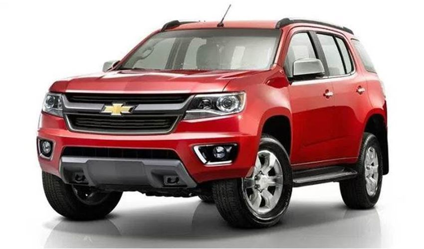 2019 Chevy Blazer Price Concept Release Date And Specs Rumor