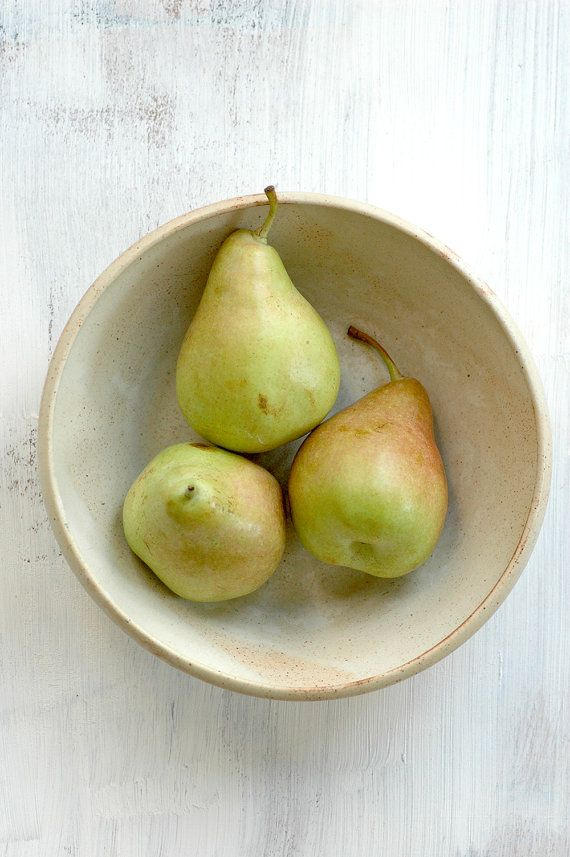 Green Pears in a Bowl. Fine Art Photography, Still Life, Food Photo ...
