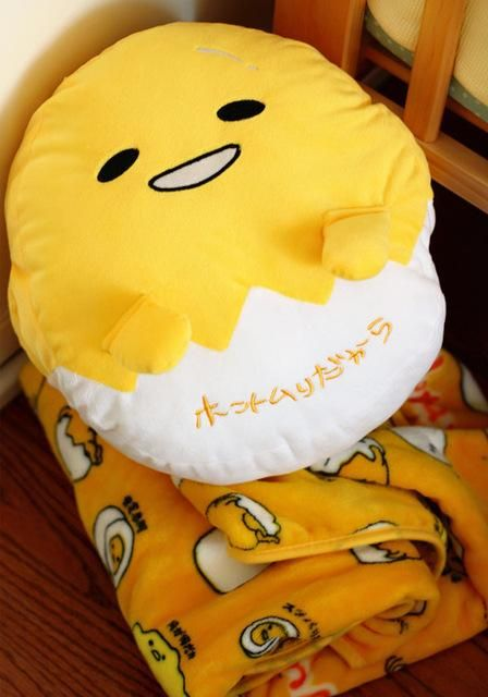 Sanrio Gudetama 2016/' Vacuum Storage Bag ~ M
