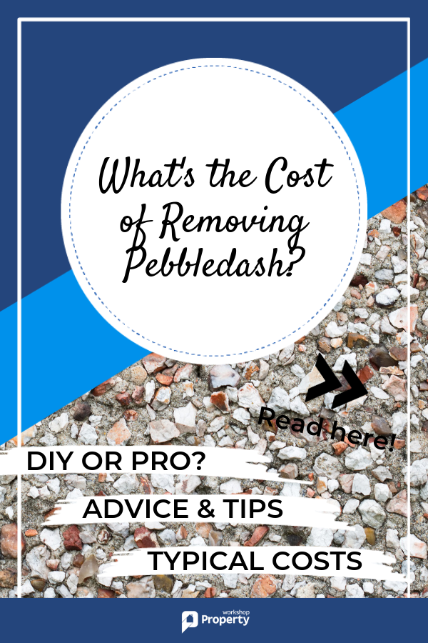 What Is The Cost Of Removing Pebbledash 2020 Uk Price List How To Remove Pebble Dash Painted Pebbledash