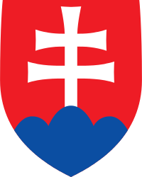 Coat of arms of Slovakia.svg