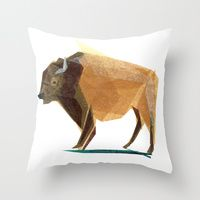 Throw Pillows by Darrah Gooden | Society6