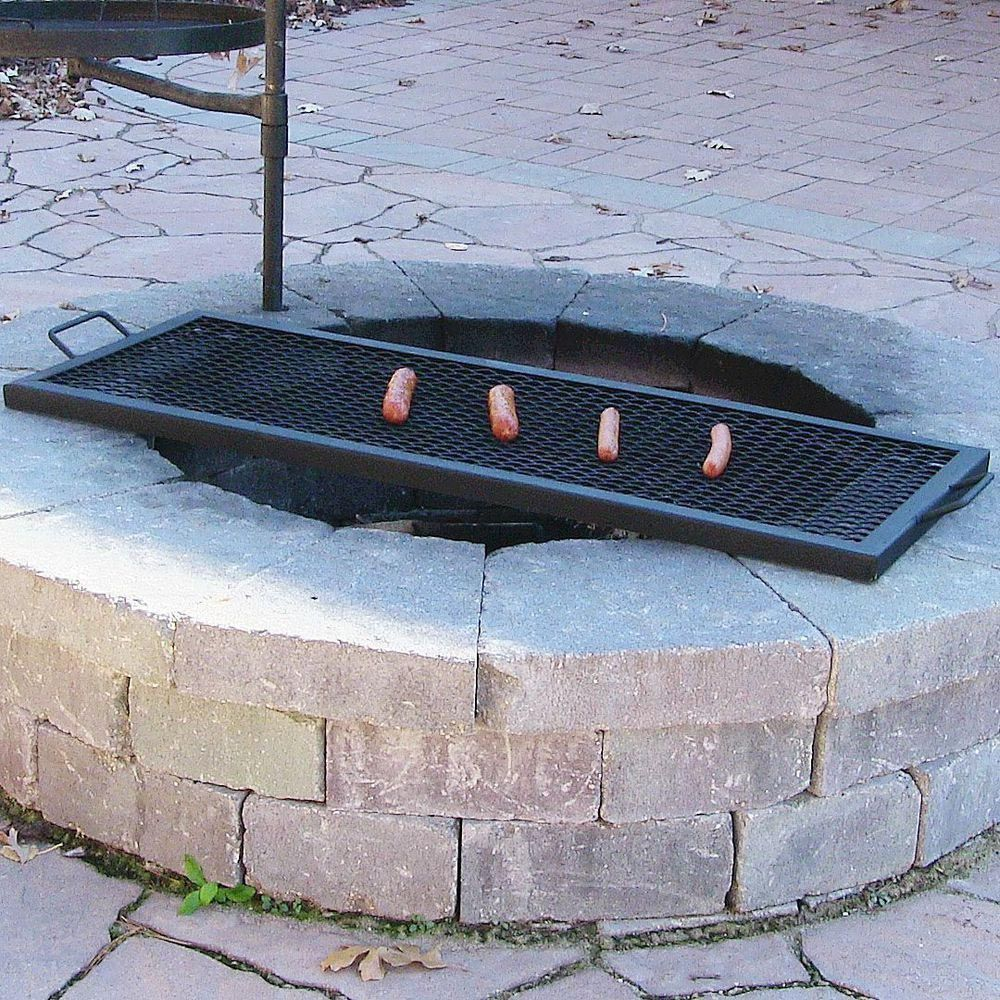 Large Grill Grates for Fire Pits | Fire Pit | Pinterest ...