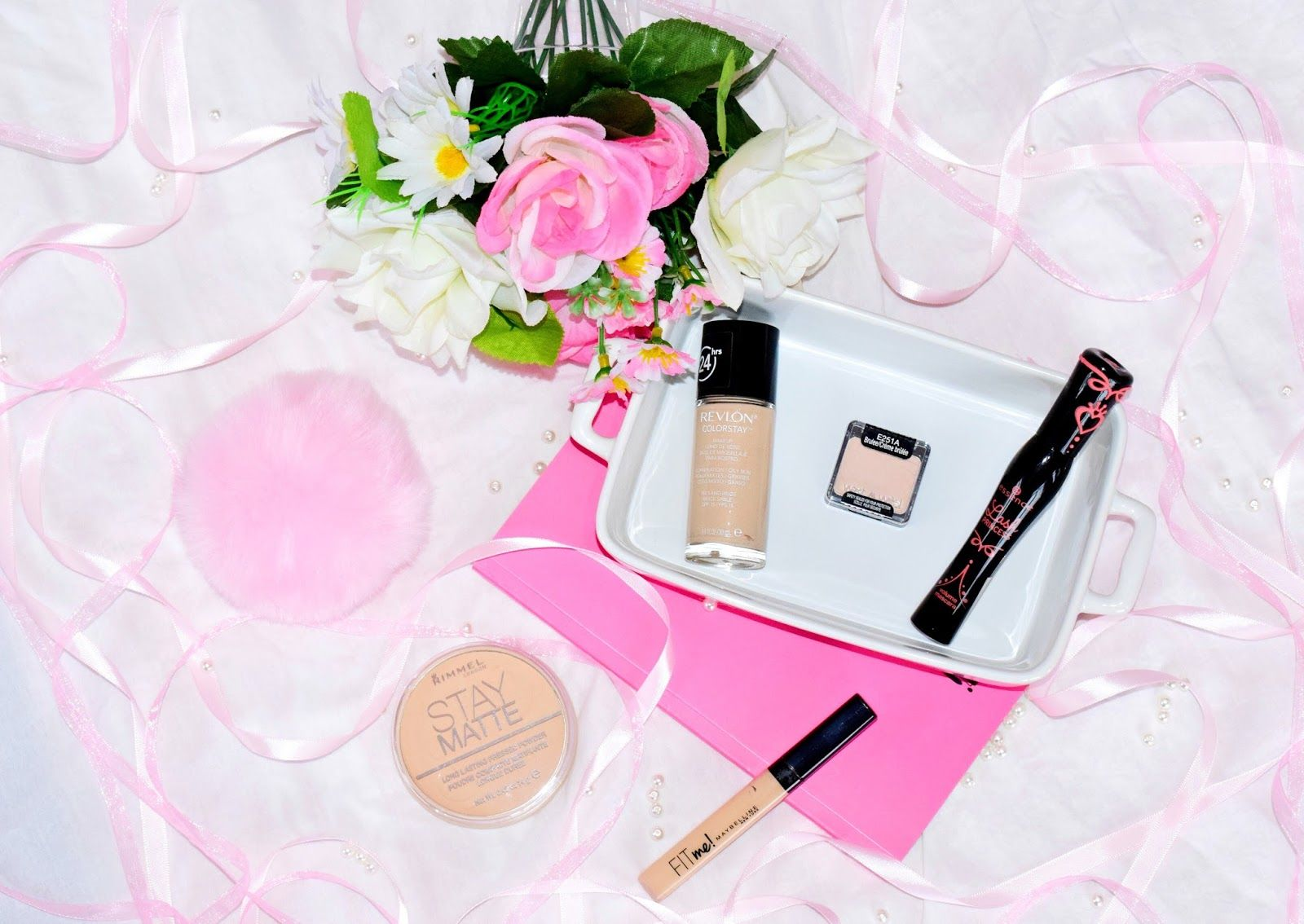 Carolina's Makeup Life : Top 5 Affordable Makeup Products That I Swear By